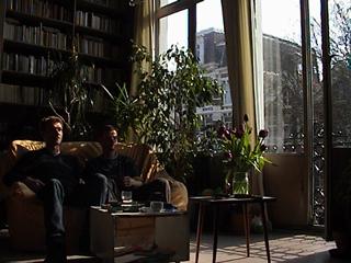 Saturday morning in Amsterdam