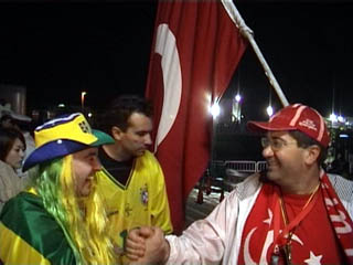 Turkish and Brazilian reconciliation