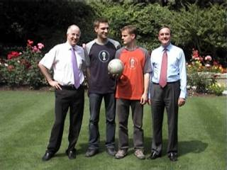 The Ambassador's Ball