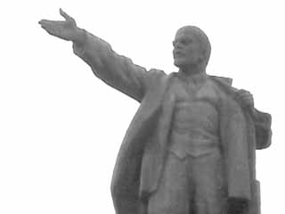 Lenin petitions the Referee