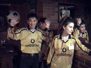 Manchester Club staff