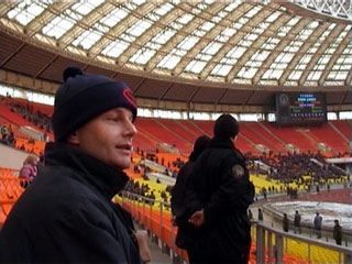 Phil at Spartak