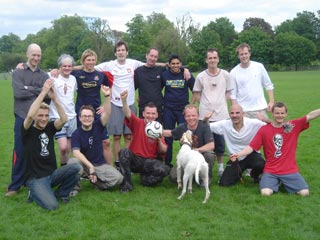 The Teams 2006 (photo by Andrea Daschner)