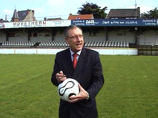 Rik Verstraete, Chairman of KVK Ieper