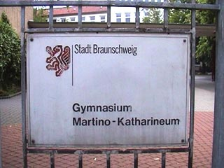Gymnasium Martino Katharineum