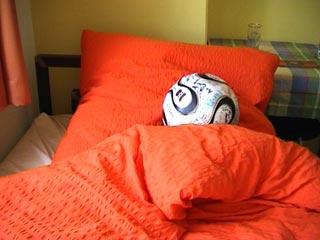 The Ball awakes