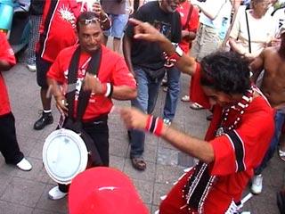 Trinibagan drummers