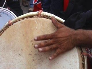 Trinibagan drummer
