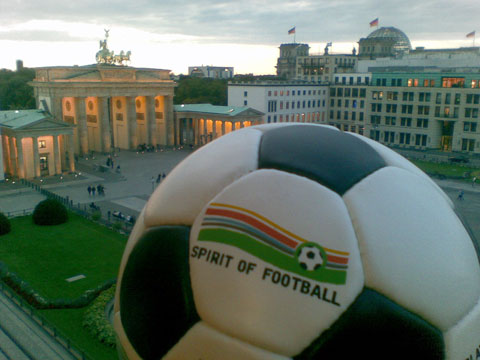 The Ball in Berlin