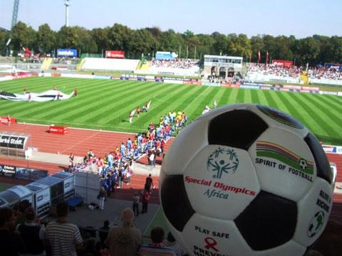 The Ball at Rot-Weiss Erfurt