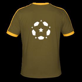 Retro t-shirt back