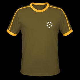 Retro t-shirt front