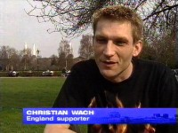 Christian on London News Network in 2002